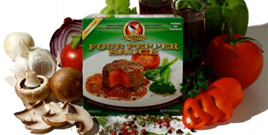 Four Pepper Sauce