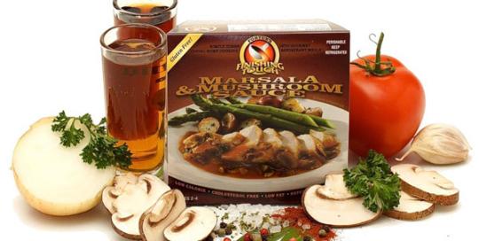 Marsala & Mushroom Sauce