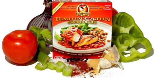Rajun Cajun Sauce