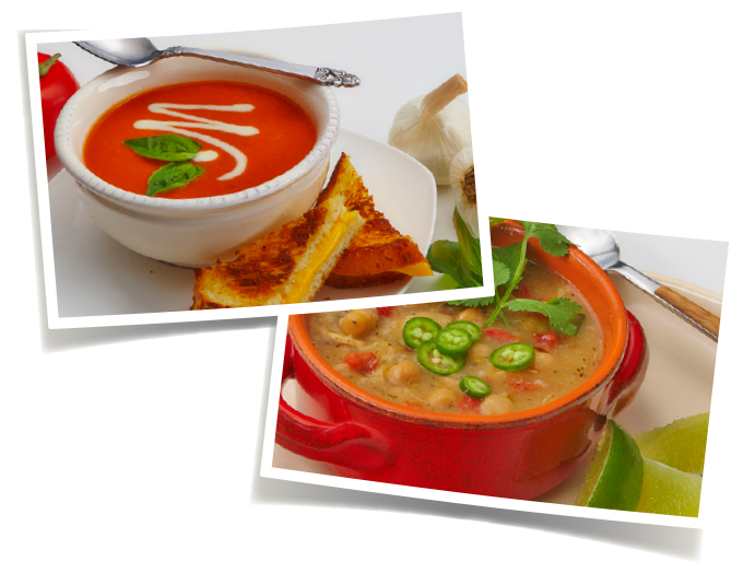 Our Soups