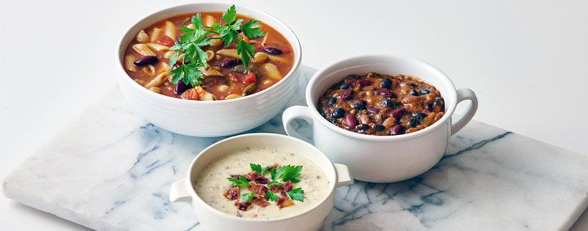 Food Service Soups