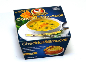 Cheddar and Broccoli