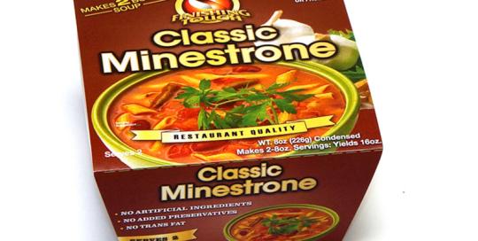 Classic Minestrone