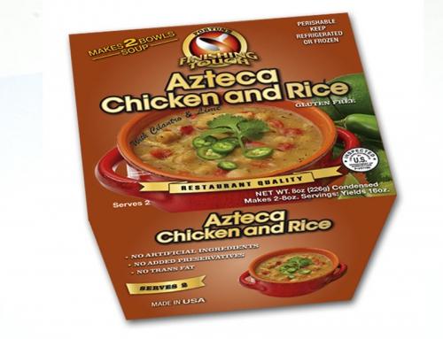 Azteca Chicken & Rice