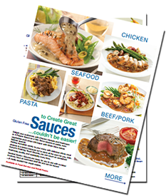 Fortun's Finishing Touch Sauces