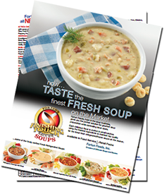 Are you tired of the same old Soup?
