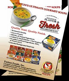 Retail Soups