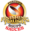 Gourmet Food, Sauces and Soups | Fortun Foods Logo