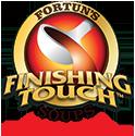 Gourmet Food, Sauces and Soups | Fortun Foods Logo